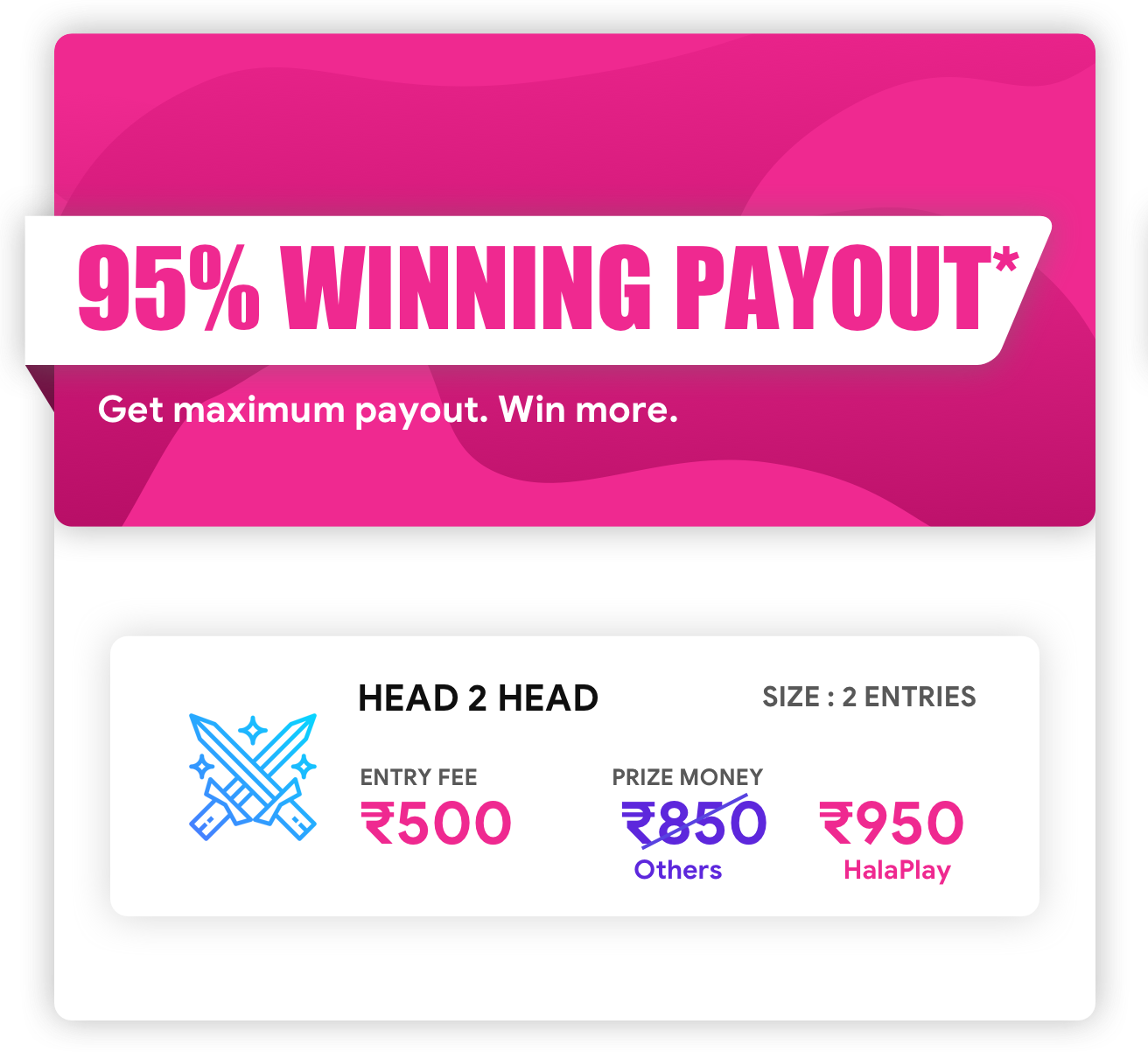 HalaPlay - Play Fantasy Cricket, Football & Kabaddi and Win